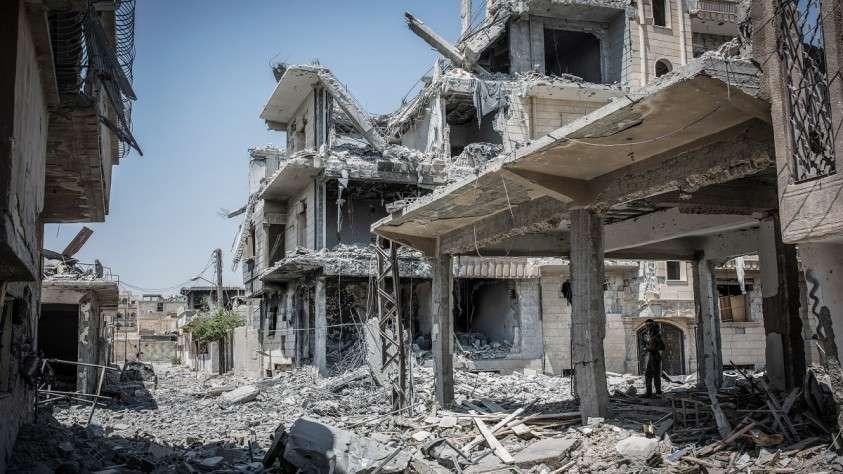В Сирии захвачены более тысячи американских наёмников из ИГ