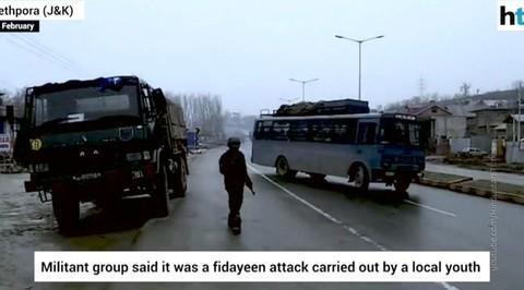 Индия и Пакистан обвиняют друг друга нападениях и обстрелах