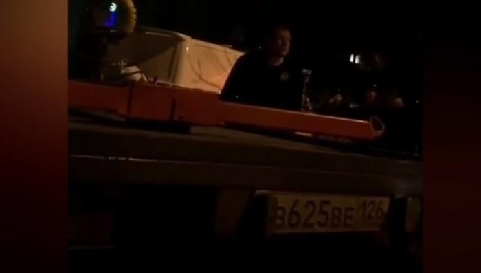 Пьяные похождения Емельяненко по Кисловодску сняли на видео