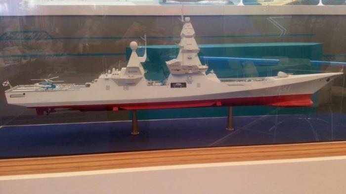 Построит ли Россия корабль будущего: 19 тыс. тонн мечты