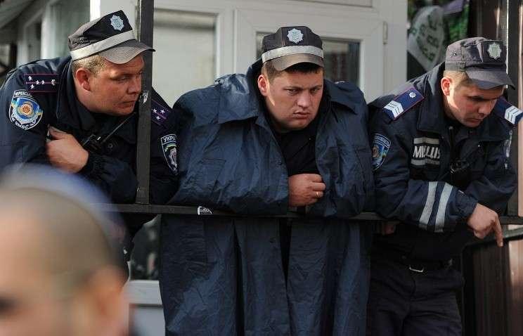На Украине в результате реформы будут сокращены 30-40% сотрудников милиции