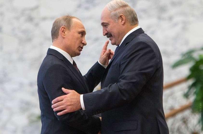 Путин таки додавил Лукашенко: Россия и Белоруссия объединяются в одно государство
