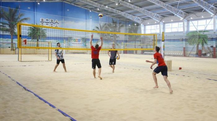 ВАрхангельске открыт центр пляжных видов спорта «BORA BORA»