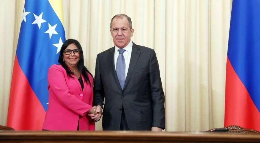 В США предложили противодействовать «русскому влиянию» в Венесуэле силой оружия