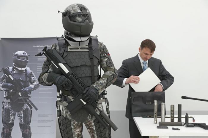 Новый «Ратник» третьего поколения поступает в войска
