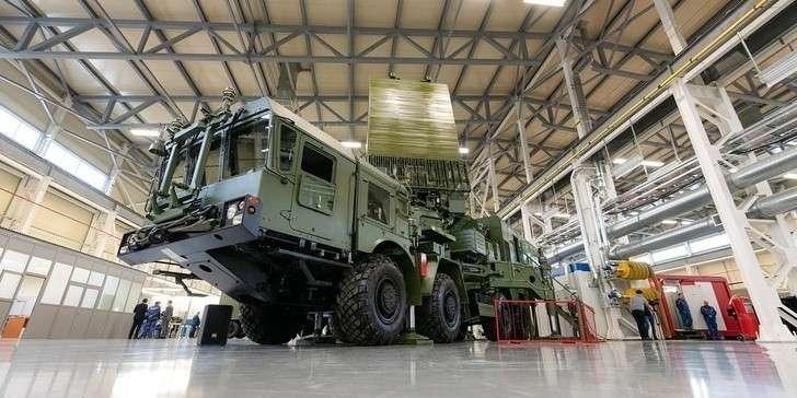 Открытие производственного комплекса НПО «Алмаз» состоялось в Москве