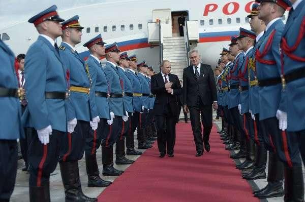 Владимир Путин: никаких энергетических кризисов в Европе по вине РФ не будет
