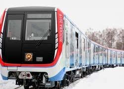 Завершены испытания вагонов метро «Москва-2019»