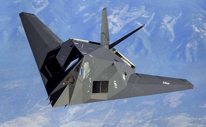 США возвращают истребители невидимки F-117A в строй?