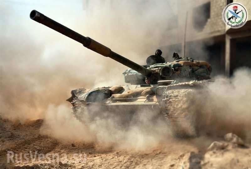 В Сирии спецгруппа чеченских боевиков пошла на штурм и была уничтожена