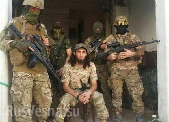 Сирия: Кровавый провал – спецгруппа чеченских боевиков пошла на штурм и была уничтожена (ВИДЕО, ФОТО 18+) | Русская весна