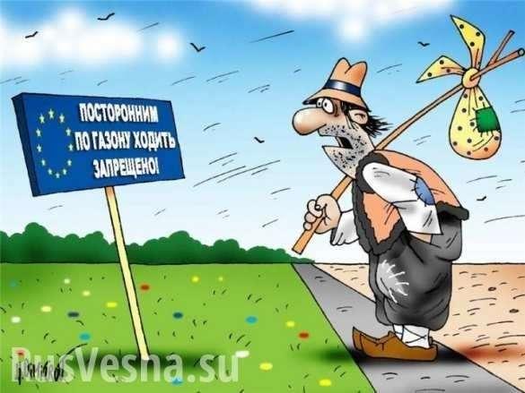 Макрон требует оградить Европу от мигрантов | Русская весна