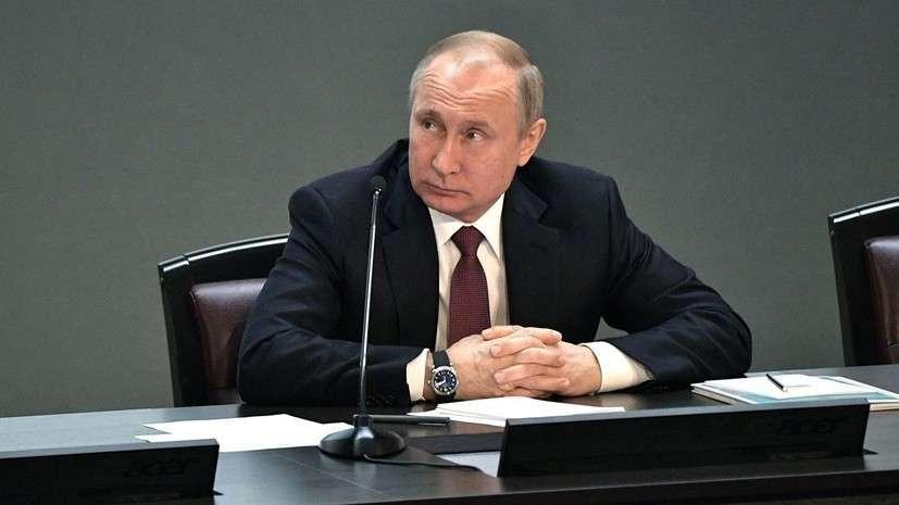 Владимир Путин потребовал не «накручивать» льготную ставку по ипотеке выше 6%