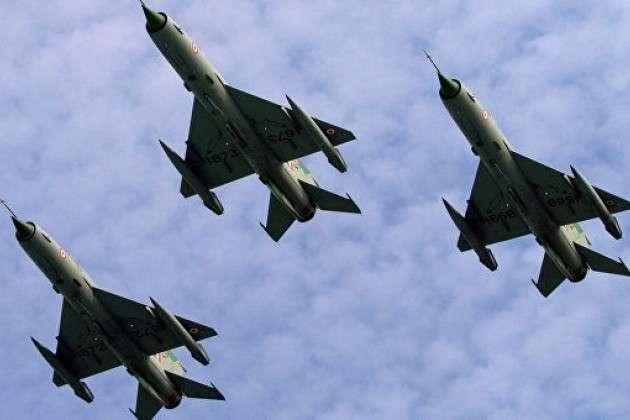 Индия потеряла один МиГ-21, и уничтожила 9 истребителей F-15 и F-16