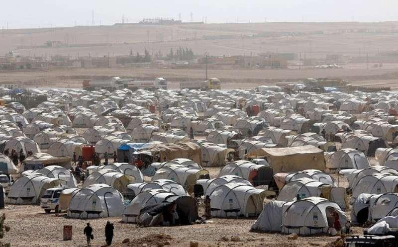 Сирийские власти готовы принять всех беженцев из лагеря