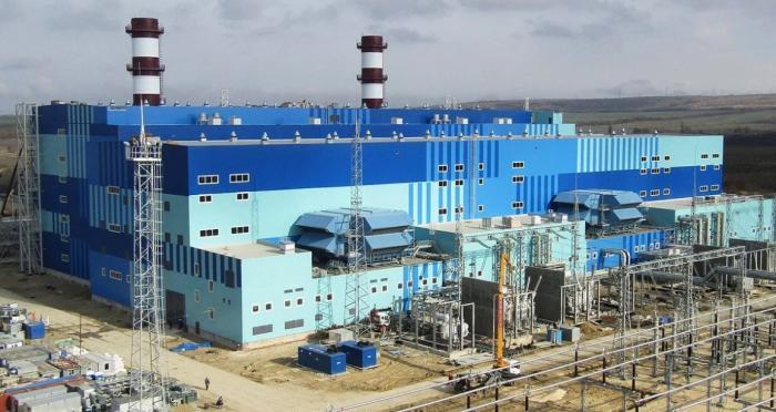 В Крыму на Симферопольской (Таврической) ТЭС успешно прошли испытания второго энергоблока