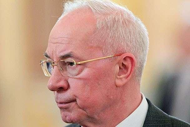 Экс-премьер Украины Азаров приехал на переговоры в Госдуму