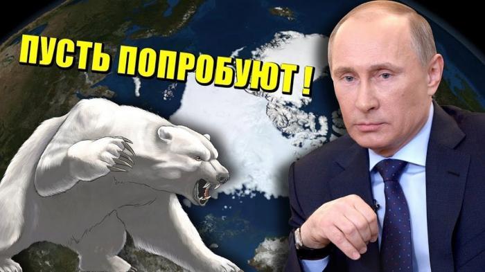 Что Россия нашла в Арктике и почему США так хотят её отнять