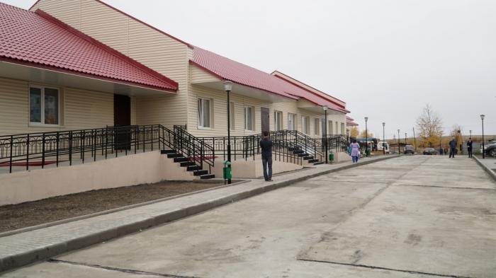 В поселке Сеймчан Магаданской области открыли новый корпус районной больницы