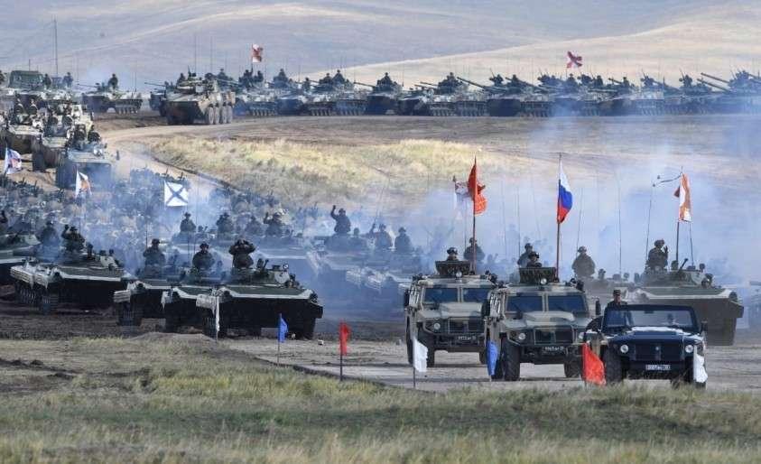 Восток-2018. НАТО переоценило военные возможности России