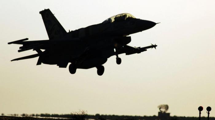 Израиль нанёс авиаудары по объектам ХАМАС в секторе Газа
