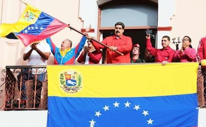 Переворотом в Венесуэле США отыгрываются за поражение в России и Китае