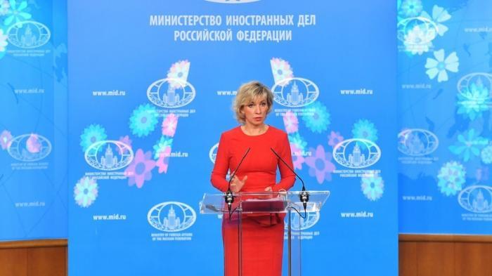 Мария Захарова об обвинениях в адрес RT и Sputnik во Франции