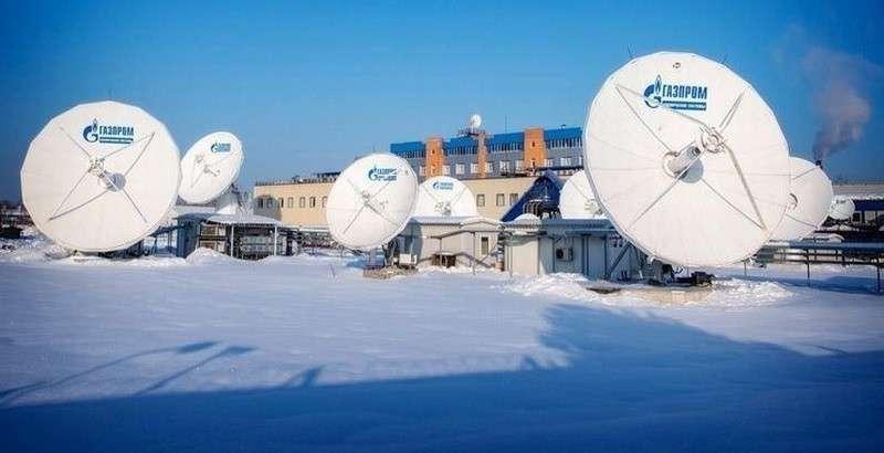 «Газпром» впервые начал продавать газ на экспорт за рубли