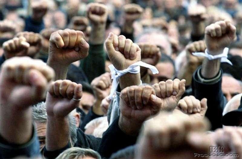 Протестные настроения в России снизились: почему?