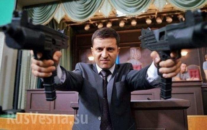 Владимир Зеленский всерьёз перепугал радикалов из «Правого сектора»