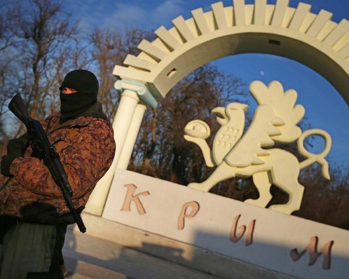 Русской весне– 5 лет: Киев сдал Крым без единого выстрела