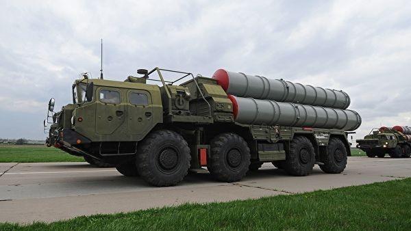 Турция назвала сроки развертывания российских ЗРС С-400 в стране