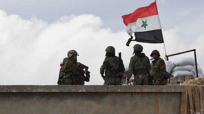 Идлиб: сирийская армия ударила по позициям «ан-Нусры»
