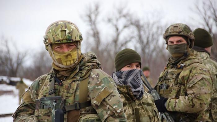 ДНР: рядовые каратели ВСУ расстреляли своего командира