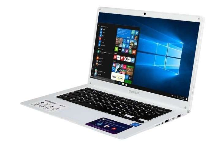 IRBIS представила первый ноутбук, производимый в России