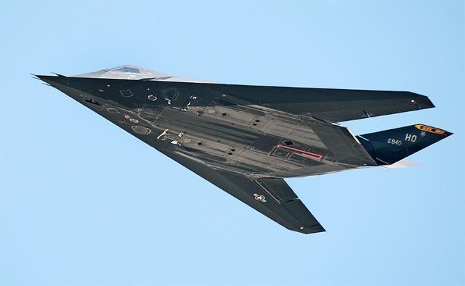 Сирия: Пентагон научит «хорошим манерам» Су-35С манёврами «Ночного ястреба»