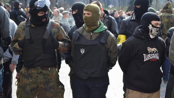 70 процентов «украинских патриотов» оказались обычными преступными группировками