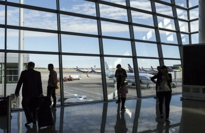 В Шереметьево задержан американский дипломат с миной в багаже
