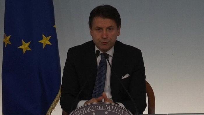 Правительство Италии работает над отменой антироссийских санкций