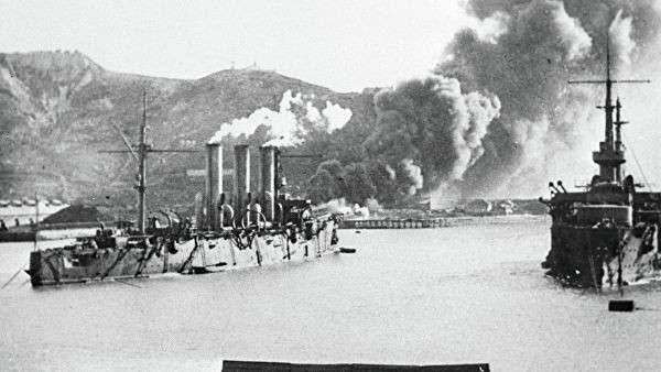 Как русский миноносец Стерегущий в одиночку бился с японской эскадрой