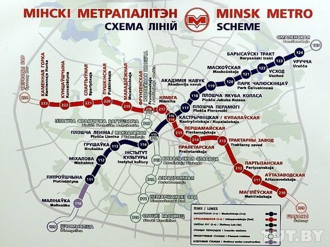 В Белоруссии действует режим языковой оккупации
