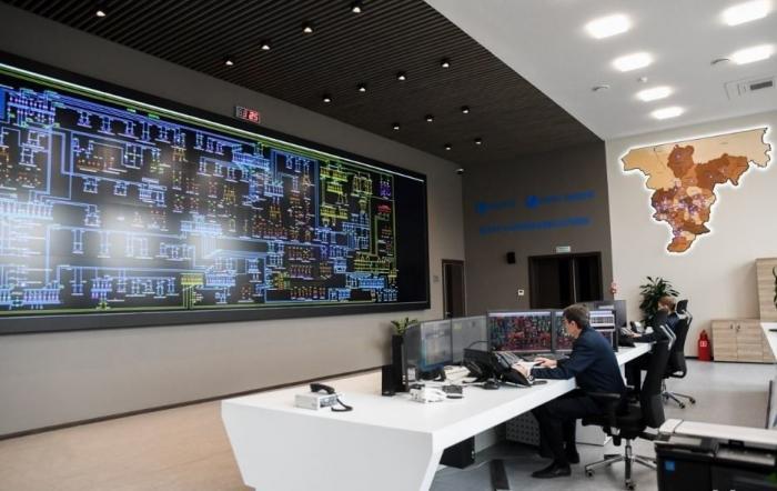 ВКрасноярске создали уникальный Центр управления электросетями