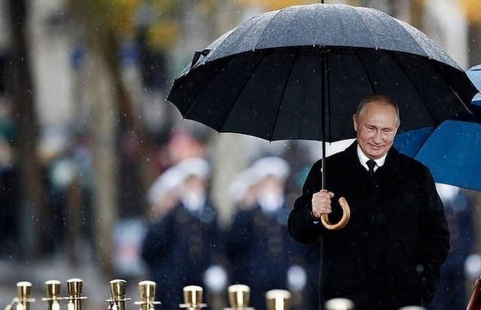 Третья мировая война до сих пор не началась только благодаря Владимиру Путину