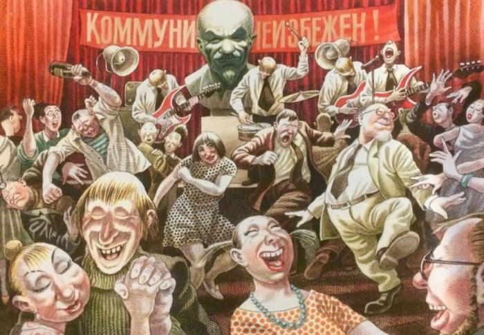 «Мещанство» – это старинный русский аналог западной «буржуазии»