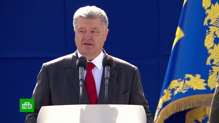 Порошенко бегает от радикалов, Тимошенко и Зеленский хотят его посадить