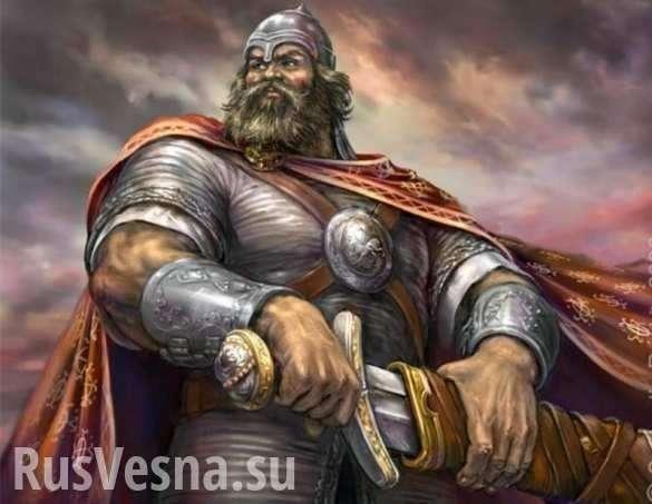 Сословие русских воинов. Кодекс чести русских богатырей | Русская весна