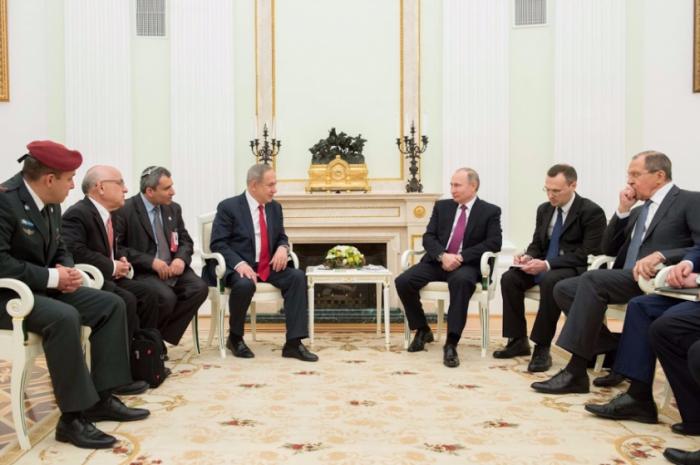 Россия ожидании подставы Нетаньяху и Израиля