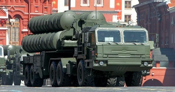 За «С-400» уже выстраивается очередь, а ПВО США мусор