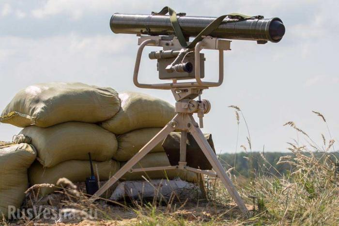 Сводка о военной ситуации в ДНР: ВСУ бьют по Донбассу, рекламируя Западу свои ПТУРы