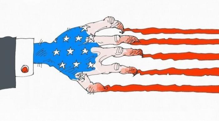 Сионисты из США и Израиля готовят ещё одну войну на Ближнем Востоке